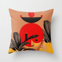 zelitAA - Day. Throw Pillow