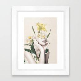 Bloom 4 Framed Art Print