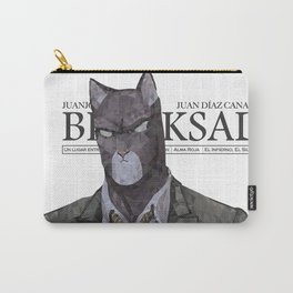 Polygonal Cat - Blacksad Carry-All Pouch
