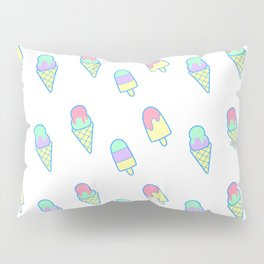 Popsicle Paradox Pillow Sham