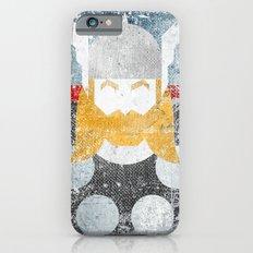 God of thunder grunge superhero iPhone 6s Slim Case