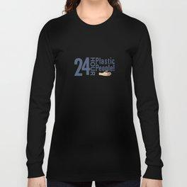 24 Hour Plastic People Long Sleeve T-shirt