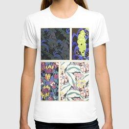 Art Deco vintage pattern design T-shirt