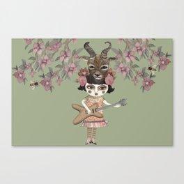 Antilope Soul - Music Art Canvas Print