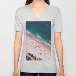Day of Beach Unisex V-Neck