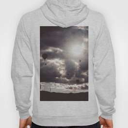 Hot Air Balloons Hoody