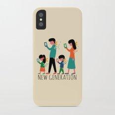 New Generation Slim Case iPhone X