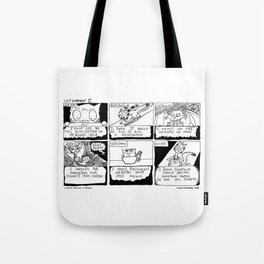 Cat Shaming 2 Tote Bag