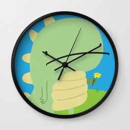 Maybe Tomorrow Wall Clock