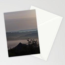 Magic French Sunrise Stationery Cards