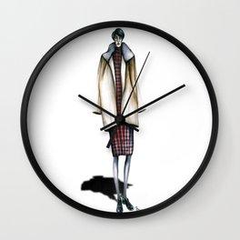 Otto's Sylvia  Wall Clock