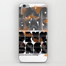 Liquid Beats iPhone & iPod Skin
