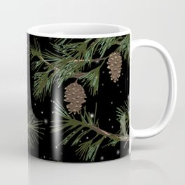 FLYING SQUIRRELS IN THE PINES Coffee Mug