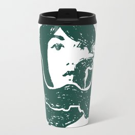 octopus girl Travel Mug