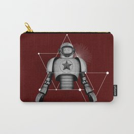 Space robot 4 Carry-All Pouch