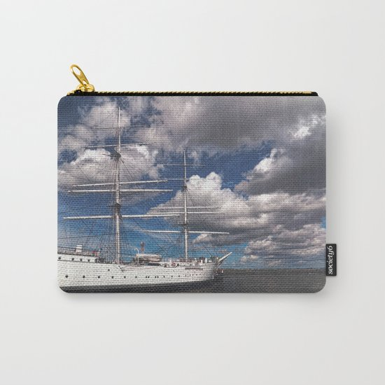 Take me over the horizon Carry-All Pouch