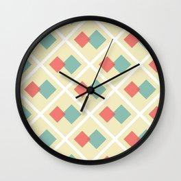 Célibataires Wall Clock