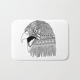 Indian Eagle Bath Mat