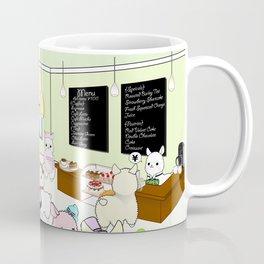 Alpaca Dreams Café  Coffee Mug