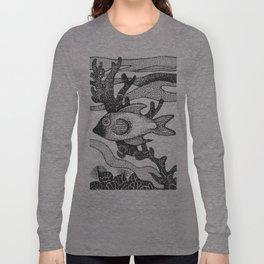 fish2 Long Sleeve T-shirt