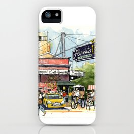El Floridita, Havana iPhone Case