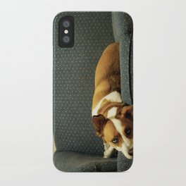 Bored With My Days iPhone Case