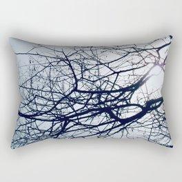 Winter Sun Rectangular Pillow