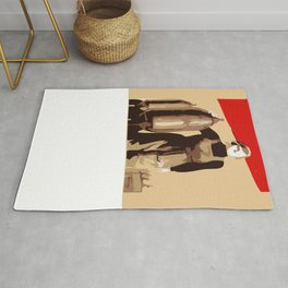 POWER TO THE MASSES  Rug