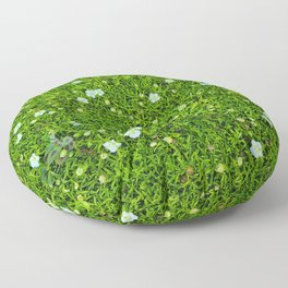 A Piece of Nature Floor Pillow