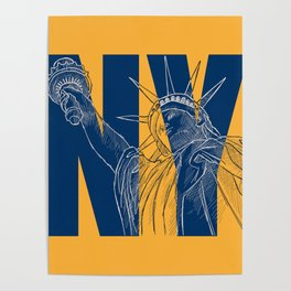 You Love New York Poster