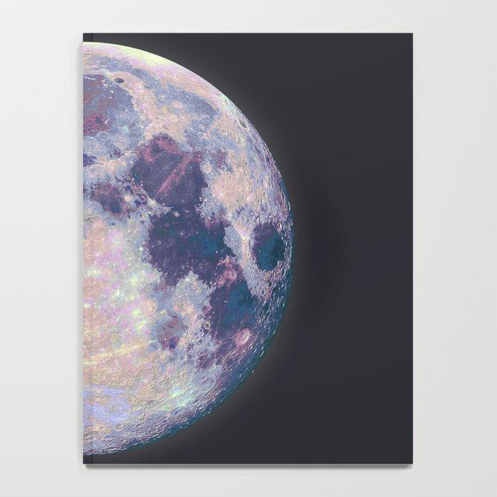 Blue moon Notebook