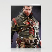 patrick Stationery Cards featuring Patrick Cormack by Tom Lee