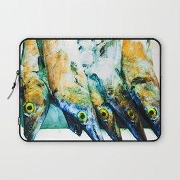 Fish - Chinatown NYC Laptop Sleeve
