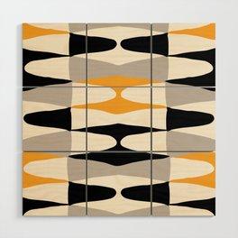 Zaha Bee Wood Wall Art
