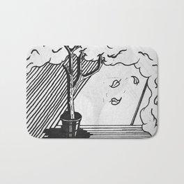 A TREE Bath Mat