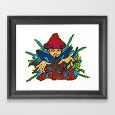 KTC by DOSE Framed Art Print