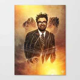 Mauro Ranallo Canvas Print