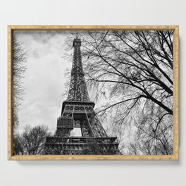 Eiffel tower Paris Serving Tray