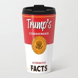 Trump's Alternative Facts Soup Travel Mug