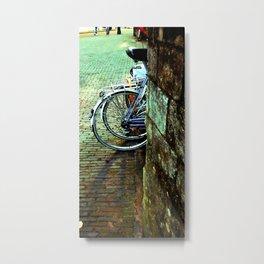Amsterdam Bike#1 (c) 2017 Metal Print