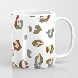 Light Leopard Coffee Mug