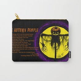 Killing Moon Carry-All Pouch