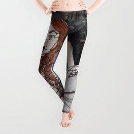 Sadist in Stockings Leggings