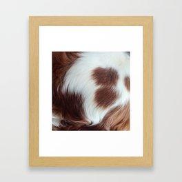 PuppySoSoft Framed Art Print
