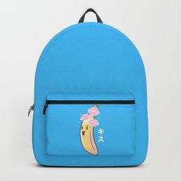 Banana Kisses Backpack