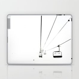Ski Lift Laptop & iPad Skin