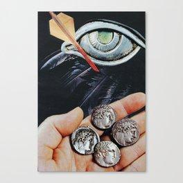 Cost Canvas Print