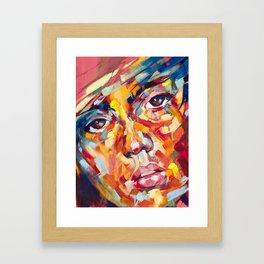 Unexpectedly  Framed Art Print