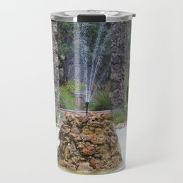 ravine gardens fountain Travel Mug