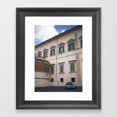 Alfa Romeo Framed Art Print